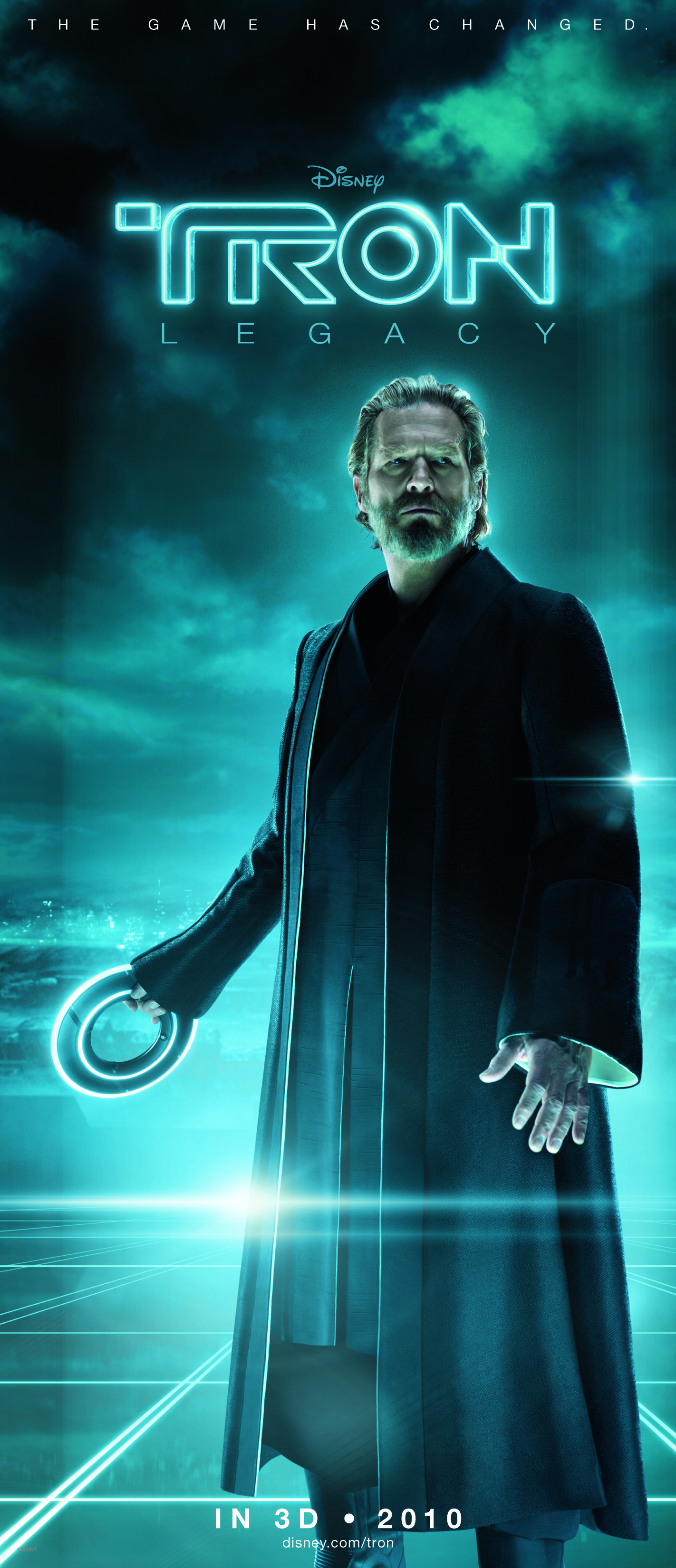 image - tron legacy poster 08 | disney wiki | fandom powered