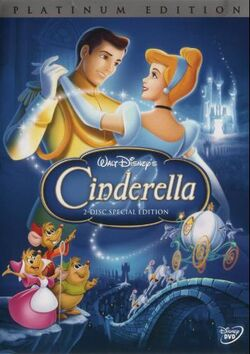6. Cinderella (1950) (Platinum Edition 2-Disc DVD)