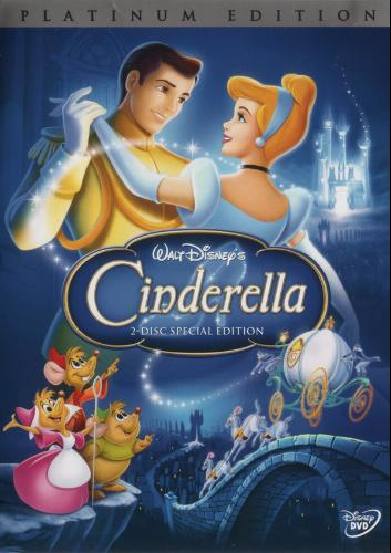 New!!! Walt disney cinderella ~ special edition royal wedding.