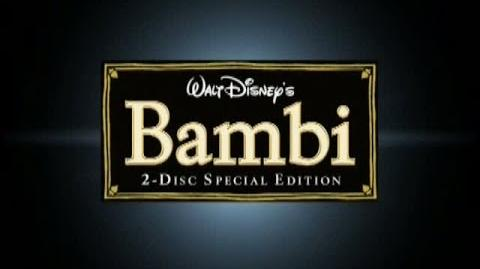 Bambi - Platinum Edition Trailer 2
