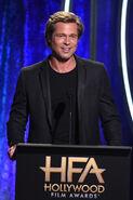 Brad Pitt HFA