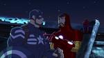 Cap and Iron Man AA 08