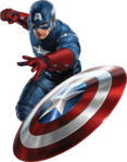 Captain America - Marvel's The Avengers (5)