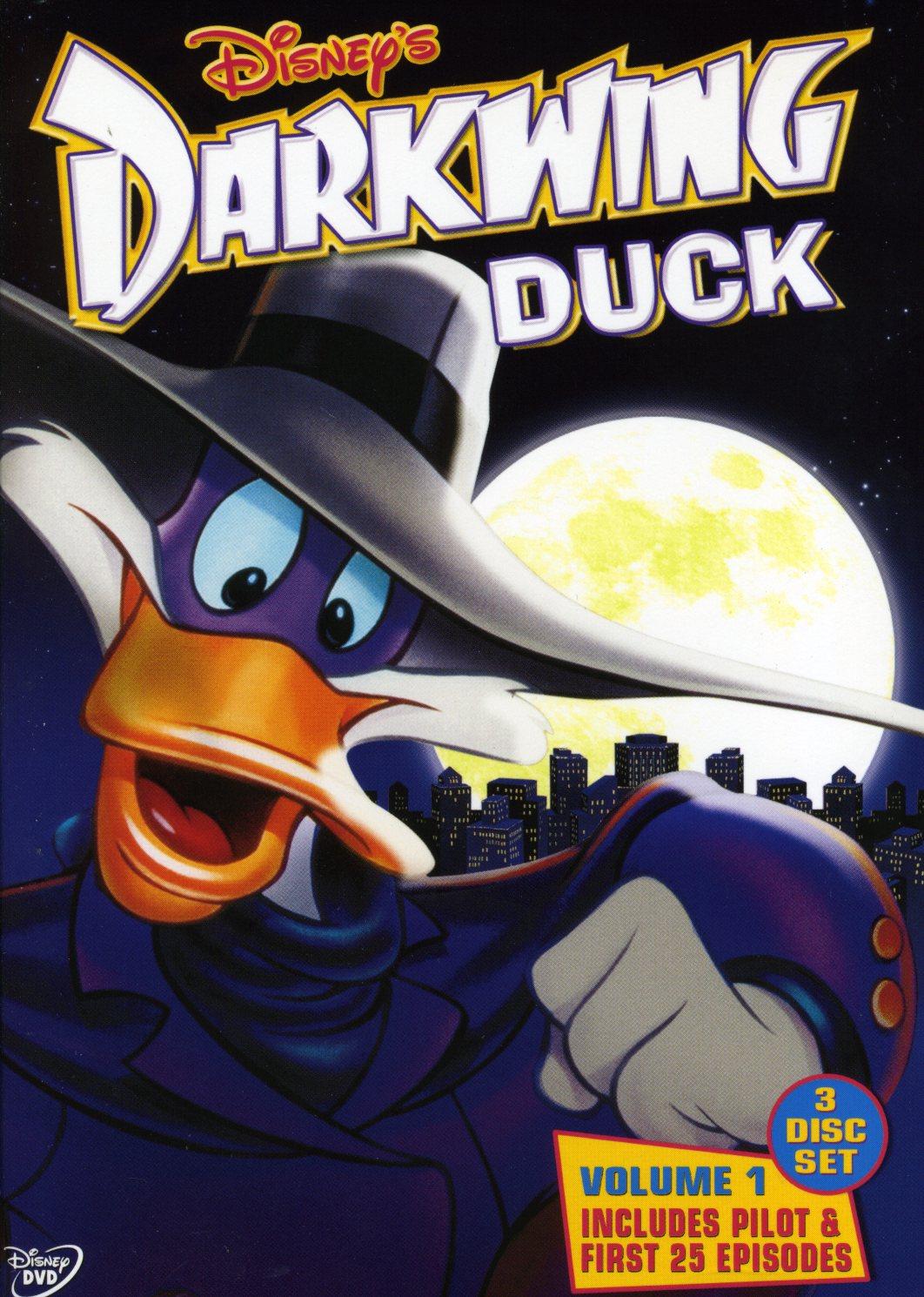 Darkwing Duck Videography Disney Wiki Fandom Powered By Wikia