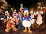 JC Opens Disney HK