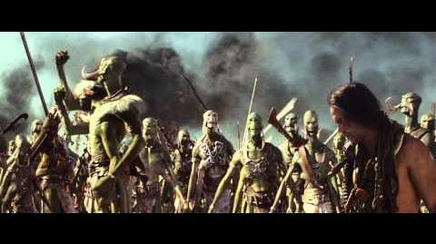 John Carter Trailer Oficial - Dublado