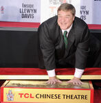 John Goodman Chinese Theatre handprint ceremony