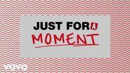 Just for a Moment (HSMTMTS Official Lyric Video Disney+)