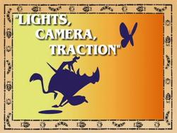 Lights Camera Traction