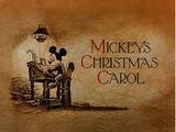O Natal do Mickey Mouse