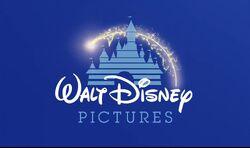 Peter Pan 2 - Disney logo pixie dust