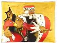 Queen&KingofHeartsEarlyConcept