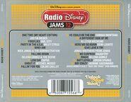 Radio disney jams vol 12 back