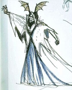 SleepingBeauty1959MaleficentConceptDesign4
