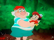 Smee&Baby Hook-Pirate-Sitting Pirates
