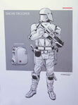 Snow Trooper Art