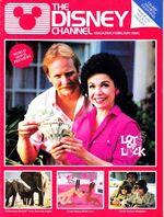 TheDisneyChannelMagazineFebruary1985