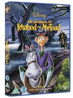 The Adventures of Ichabod and Mr. Toad UK DVD 2014