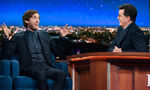 Thomas Middleditch visits Stephen Colbert