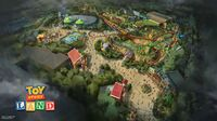 Toy Story Land WDW 01