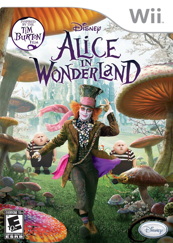 Alice In Wonderland 2010 Video Game Disney Wiki Fandom Powered