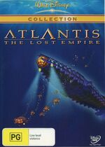 Atlantis- The Lost Empire 2006 AUS DVD