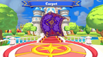 Carpet Disney Magic Kingdoms Welcome Screen