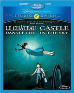Castle in the Sky Canadian Blu-Ray