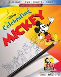 Celebrating Mickey Bluray