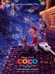 Coco französisches Filmposter