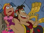 Dave the Barbarian 1x10 Pipe Down 216300