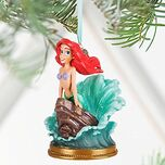 Disney Store Ariel Sketchbook Singing Ornament Princess New For 2016