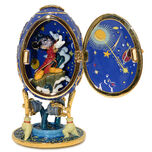 Fantasia Sorcerer Mickey Mouse Egg by Arribas Brothers open