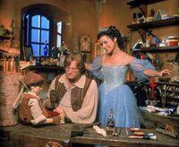 Geppetto in Workshop