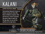 Kalani Profile