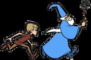 Merlin-wart