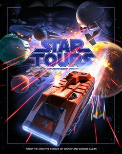 Star Tours 2 poster