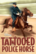 Tattooed Police Horse The Apple Poster.227x227-75