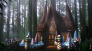 The Candy House in Once Upon A Time