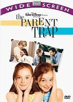 The Parent Trap 1998 DVD Widescreen