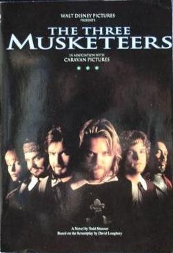 full movie the three musketeers 1993