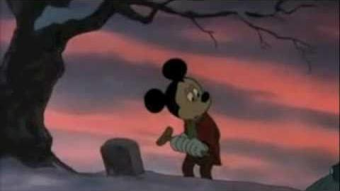 Walt Disney & Mickey Mouse- Somewhere Out There, An American Tail