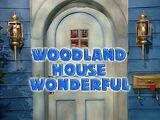 Woodland House Wonderful