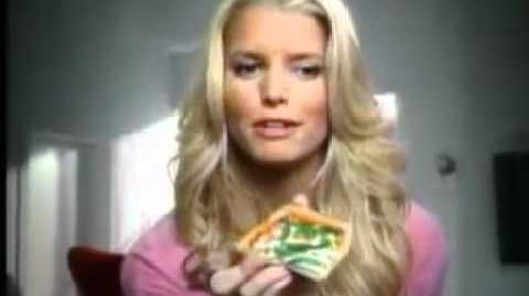 $500 Pizza Hut Gift Card muppets and jessica simspon's pizza hut commercial