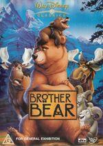 Brother Bear 2004 AUS DVD First