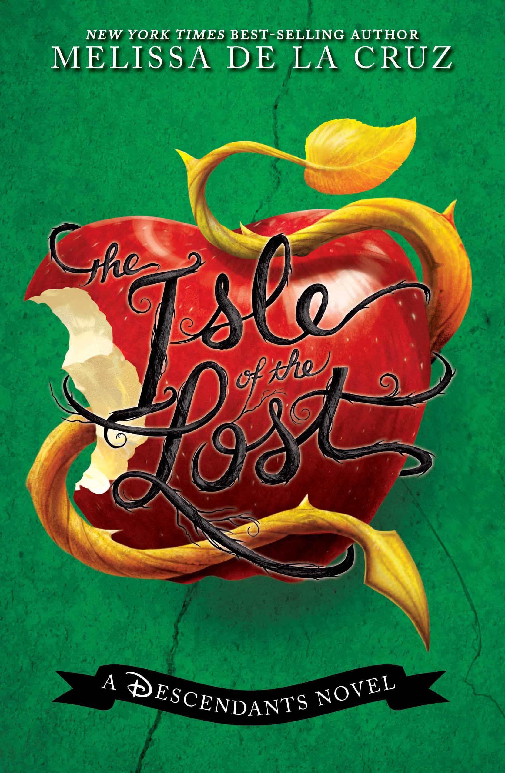 Isle Of The Lost A Descendants Novel
