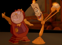 Din Don & Lumiere