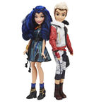 Evie and Carlos Dolls 1