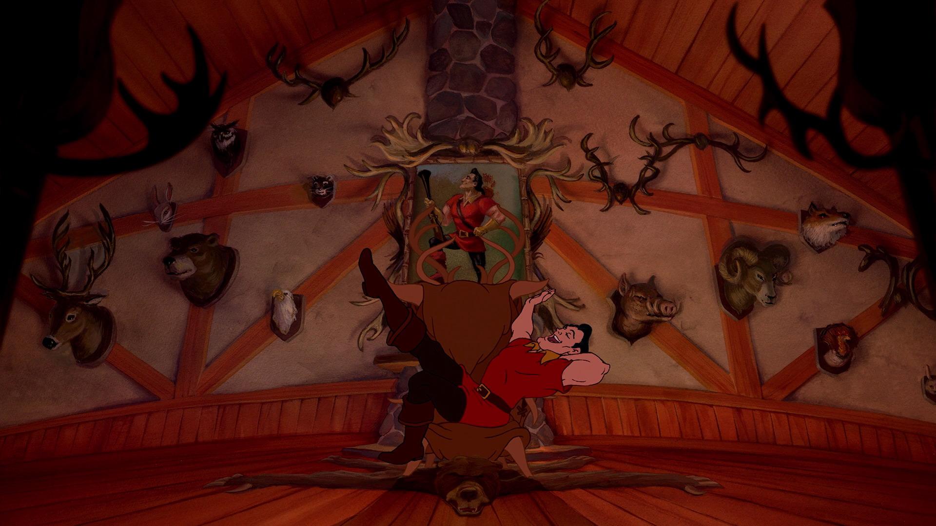 Gaston Song Disney Wiki Fandom Powered By Wikia