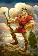 Gaston portrait